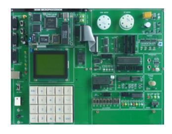 80386 MICROPROCESSOR TRAINER