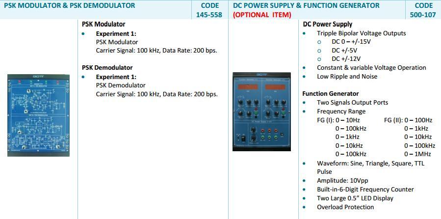 DIGITAL COMMUNICATION TRAINER 3