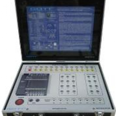BASIC PLC TRAINEROMRON CP1E