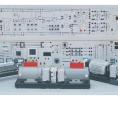 ELECTRICAL TRANSMISSION TRAINING SYSTEM