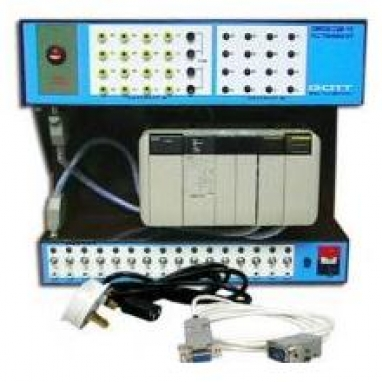 OMRON PLC TRAINING SYSTEM